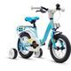 s'cool niXe 12 kinderfiets Kinderen alloy blauw